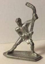Hasbro HOCKEY PLAYER NHL National Hockey League Mini Pewter Metal Sports Figure