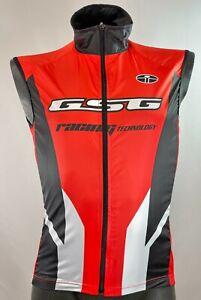 GSG Packable Cycling Wind Vest - Size M