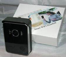 VIDEOCITOFONO IP WI FI ALLARME FOTO E FILMATI VISITATORE APP SMARTPHONE
