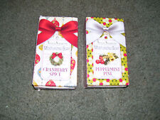 Venezia Soapworks Cranberry Spice & Peppermint Pine Moisturizing Soaps