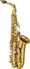 YAMAHA YAS-62(YAS-62III) Alto saxophone Gold lacquer, Made in Japan, from Japan