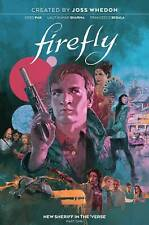 Firefly New Sheriff in the 'Verse Volume 1 Hardcover Gn Serenity Whedon New Nm