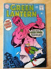 1968 GREEN LANTERN #61 - FINE+ - DC COMICS (featuring ALAN SCOTT)