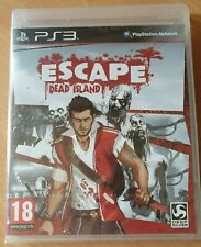 PlayStation 3 Game (PS3) - ESCAPE Dead Island - PAL UK **New & Sealed**