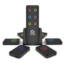 Wireless Key Finder, Wohome Key Tracker Anti-Lost Alarm Rf Item Key Locator