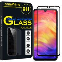 1 Glass Tempered́ 2,5D Ultra Protection Full Glue Xiaomi Redmi Note 7 / pro 6.3
