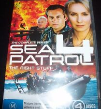 Sea Patrol (Lisa McCune) Season Series Four 4 (Australia Region 4) DVD – New