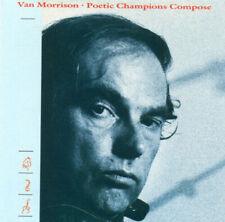 Van Morrison - Poetic Champions Compose (1987) Polydor sealed NEW oop