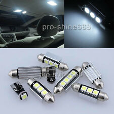 Canbus Fit BMW 3 Series E46 M3 05 For Interior Package Kit Light Xenon White 17X