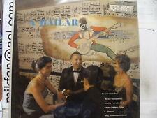 NENO GONZALEZ/ORQ TRIDIMENSIONAL+ RARE CUBAN 50'S VARIOS  A BAILAR Kristal LP