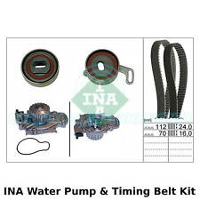 INA Water Pump & Timing Belt Kit (Engine, Cooling) - 530 0514 30 - OE Quality