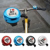 PT_ Cn _ Eg _ Grazioso Carino Trasparente Suono Allarme Attenzione Anello Bici