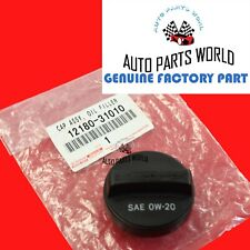 GENUINE OEM TOYOTA TUNDRA COROLLA RX350 CT200h ENGINE OIL FILLER CAP 12180-31010