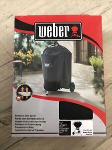 Weber Premium Abdeckhaube 57cm