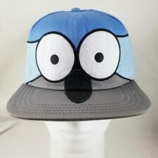 Angry Birds Blue Bird Hat Cartoon Network Baseball Cap Adult OSFM Flatbill Excel