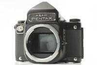 [Exc+5] Pentax 6x7 67 Eye Level Mirror Up Film Camera Body From JAPAN#M01