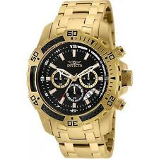 Invicta Stainless Steel Case Wristwatches for Men