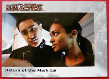 BATTLESTAR GALACTICA - Premiere Edition - Card #25 - Return of the Mark IIs