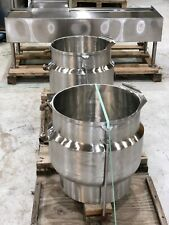 Vulcan K12ett 12 Gal Tilting Electric Steam Jacketed Kettles With Kettle Stand
