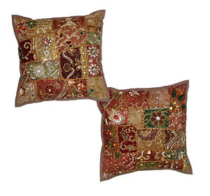 Patchwork Colorful Decorative Sofa Pillow Cover Case Cushion Cover Throw Boho