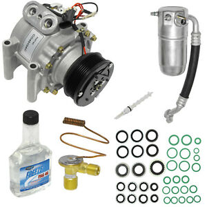 A/C Compressor Kit Fits Buick Rainier Chevrolet Trailblazer GMC Envoy Brand New