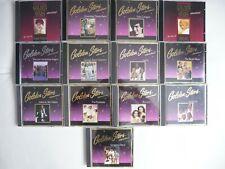 Golden Stars International 13 CD's Sammlung  Abba,Rubettes,Baccara,Saragossa Ban