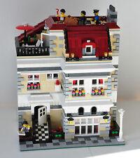 Modular Townhouse recipe per LEGO (si adatta a 10197 10211 10224 10218 10182)