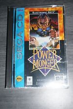 Power Monger (Sega CD) NEW Factory Sealed