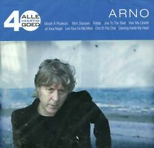 Arno : Alle 40 goed - Best of (2 CD)