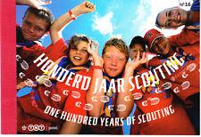 Europa Cept 2007 Netherlands Prestige booklet ** mnh scouting