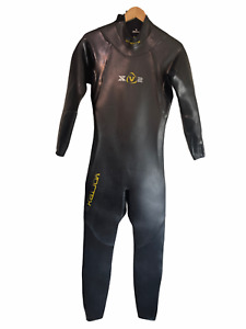 Xterra Mens Full Triathlon Wetsuit Size Medium Vortex 2 - Retail $449
