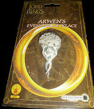 THE LORD OF THE RING ELVEN ARWEN PENDENTIF/NECKLACE OFFICIEL LOTR