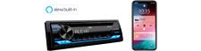 JVC KD-TD71BT 1-DIN CD Receiver w/ Bluetooth USB MP3 SiriusXM Amazon Alexa NEW!