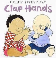 Clap Hands (Board Book)