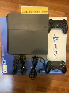 Sony PlayStation 4 Slim 1TB Console - PS 4 usata+2 Dualshock Originali- PERFETTA