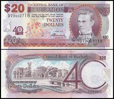 Barbados 20 Dollars 2012 UNC**New - Commemorative (low #s)