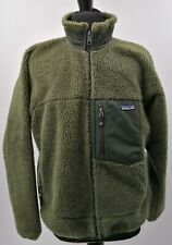 Vintage Patagonia Deep Pile Sherpa Fleece 90s Retro Rare Made In USA Size Small