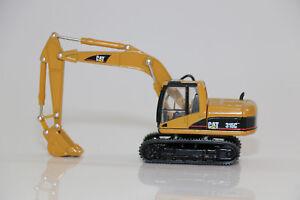 Cat 315 C Hydraulik Bagger 1:87 Norscot #55107 Spur H0 OVP Neu