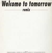 POWER BAND - Welcome To Tomorrow (Remix) - 1994 Discomagic - MIX 1076