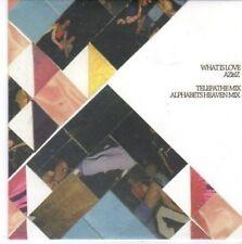 (BW879) Azitiz, What Is Love - DJ CD