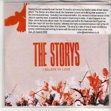 (DB172) The Storys, I Believe In Love - 2006 DJ CD