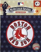 Boston Red Sox Round Sleeve Team Patch 100% Authentic Official MLB Licensed