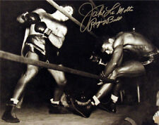 JAKE LAMOTTA 16X20 HAND SIGNED AUTOGRAPHED PHOTO WITH PICTURE PROOF AND COA