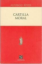 NEW Cartilla moral (Centzontle) (Spanish Edition) by Reyes Alfonso