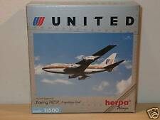 Herpa Wings B747SP UNITED Friendship One - 511797 - 1:500