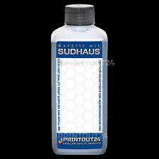 1 litros Sudhaus ® tinta Refill Ink para CLI 521 Gy XL Grey gris mp 980 990 cartucho