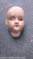 Ancienne petite tete de poupée. Old small doll head