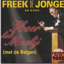 Freek De Jonge en Robert Jan Stips-Heer Heb Meelij cd single
