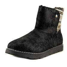 Skechers Snow, Winter Faux Suede Boots for Women