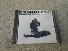 CARTER BURWELL-MUSIC BY-FARGO/BARTON FINK OST-CD-TVT-1996-ULTRA RARE